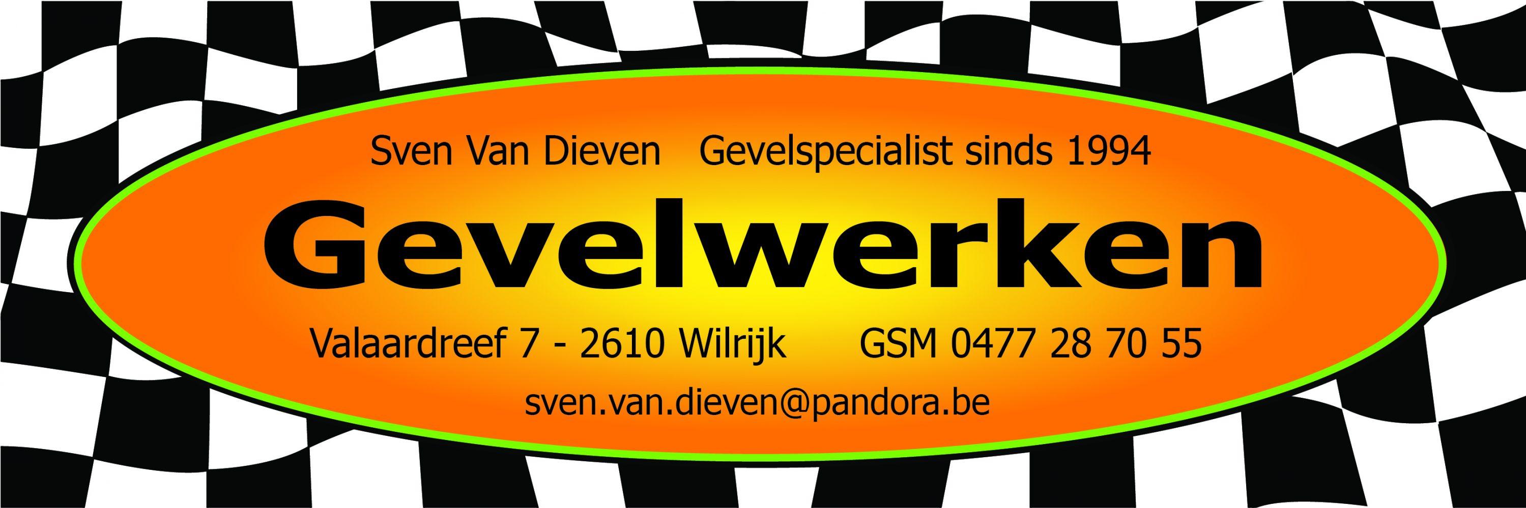 Sven Van Dieven Gevelwerken